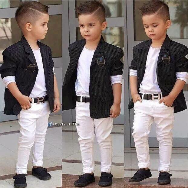 Cute Black And White Outfit For Boys Black Hermes Belt