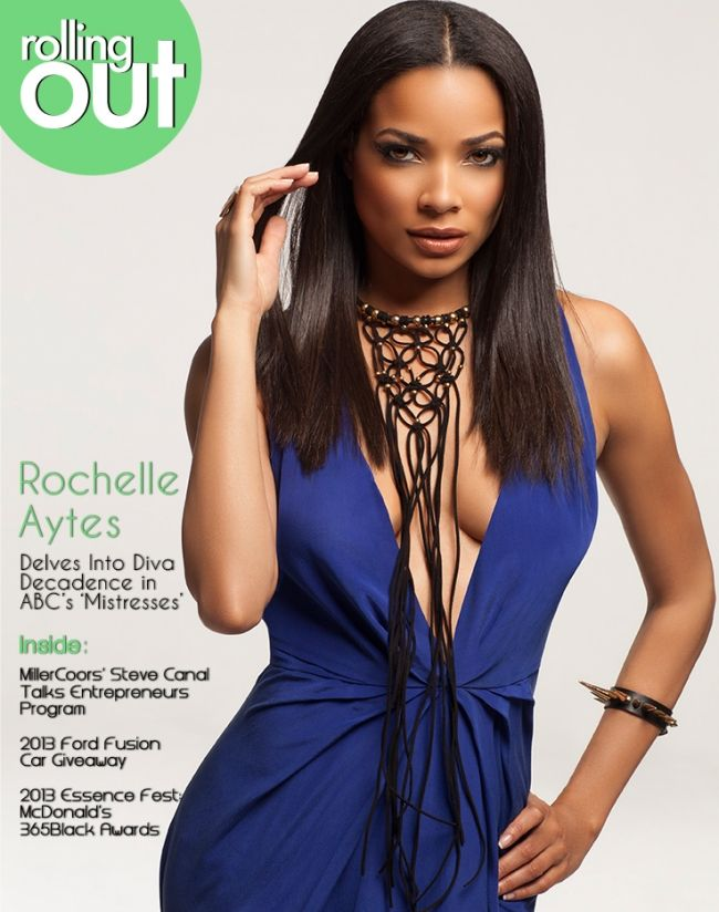 rochelle aytes hair