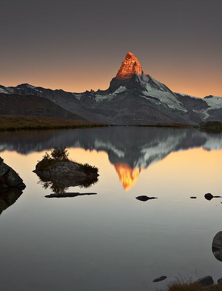 The Matterhorn Wallpaper for Phones and Tablets