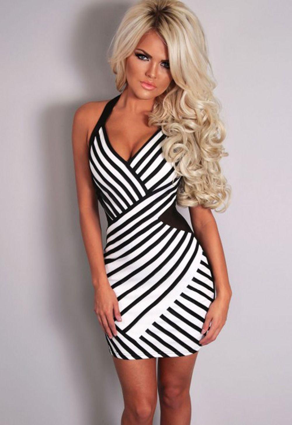 Turmec black long sleeve glitter bodycon dress bodycon dresses
