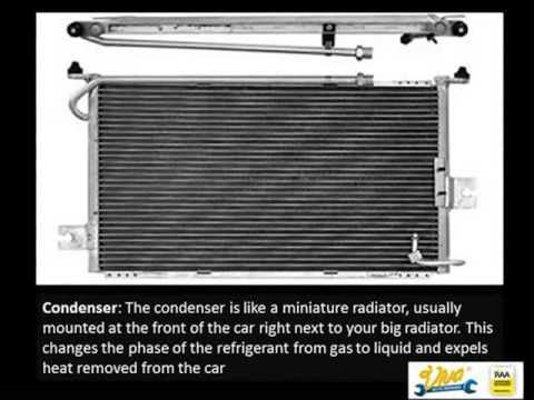 ▶ Car's Air Conditioning Components | Viva Auto Repairs - YouTube