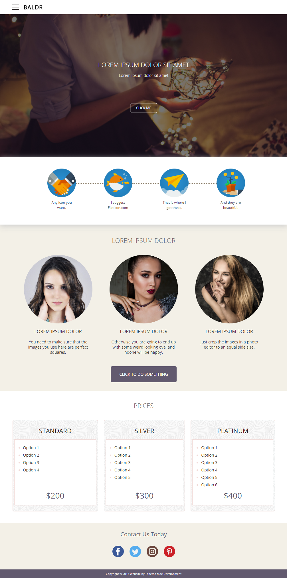 Free Html And Css Template Download Coded And Ready To Be Used You