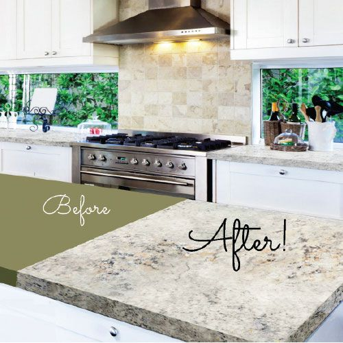 countertop paint kit | ideas for the house | pinterest