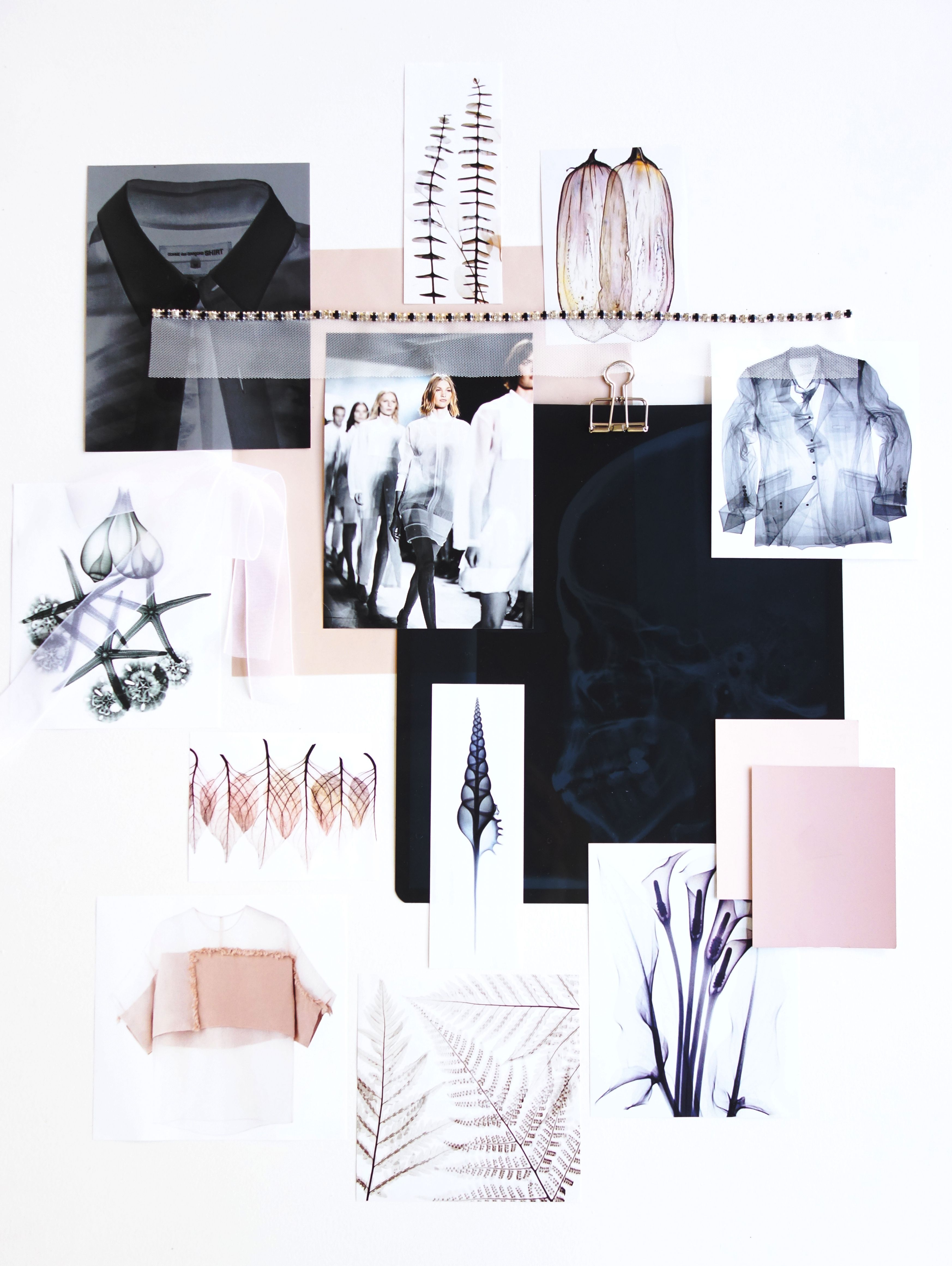 My April Moodboard for sisterMAG - Eclectic Trends