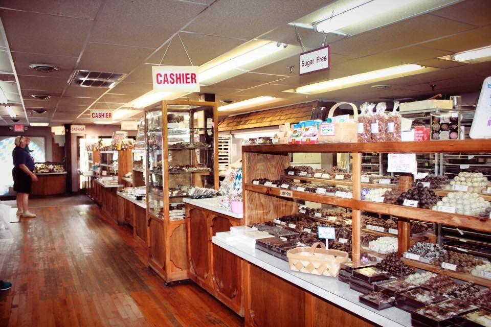 Hansel Gretel Candy Kitchen Candy Store Candy Shop Kitchen