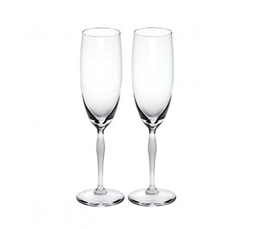 Lalique 100 Points Champagne Glass Set Of 2 Read More Reviews Of The Product By Visiting The Link On The Image Glass Set Lalique Champagne Glasses