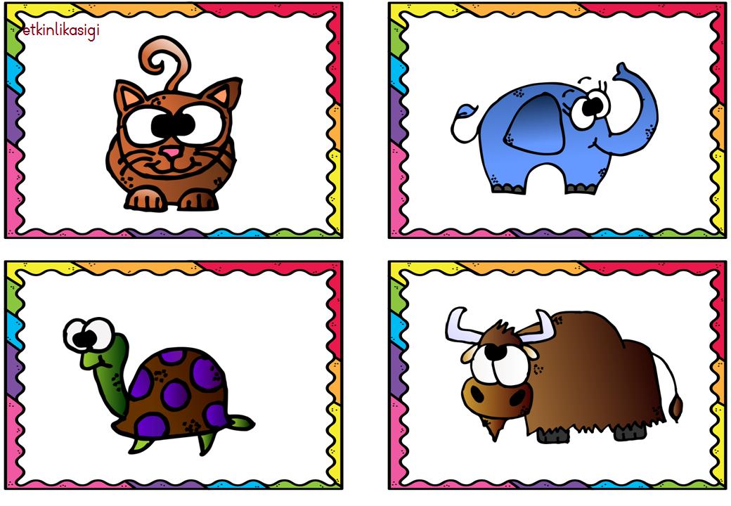 Karada Yaşayan Hayvanlar Etkinlikasigi Working Pages Kids Rugs