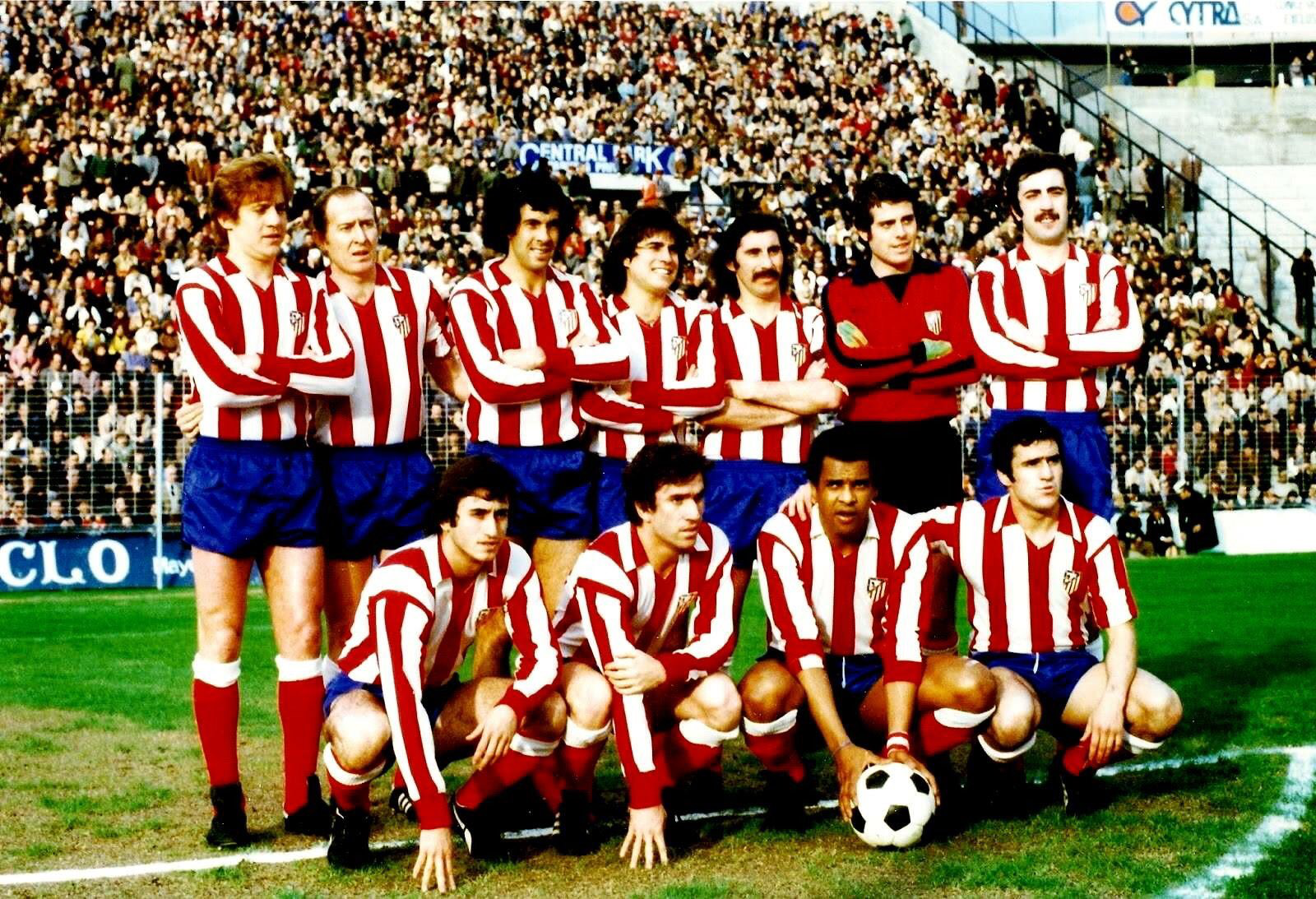Temporada 1 978 79 Atletico De Madrid Club Atletico De Madrid Atleta