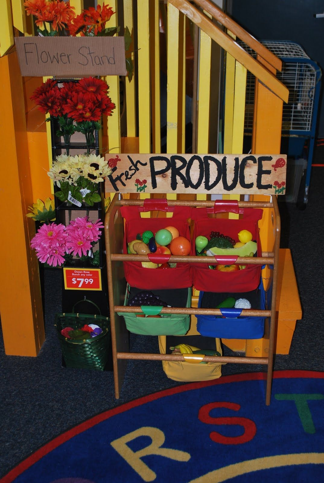 Cool Grocery Store Dramatic Play Setup By Far The Best