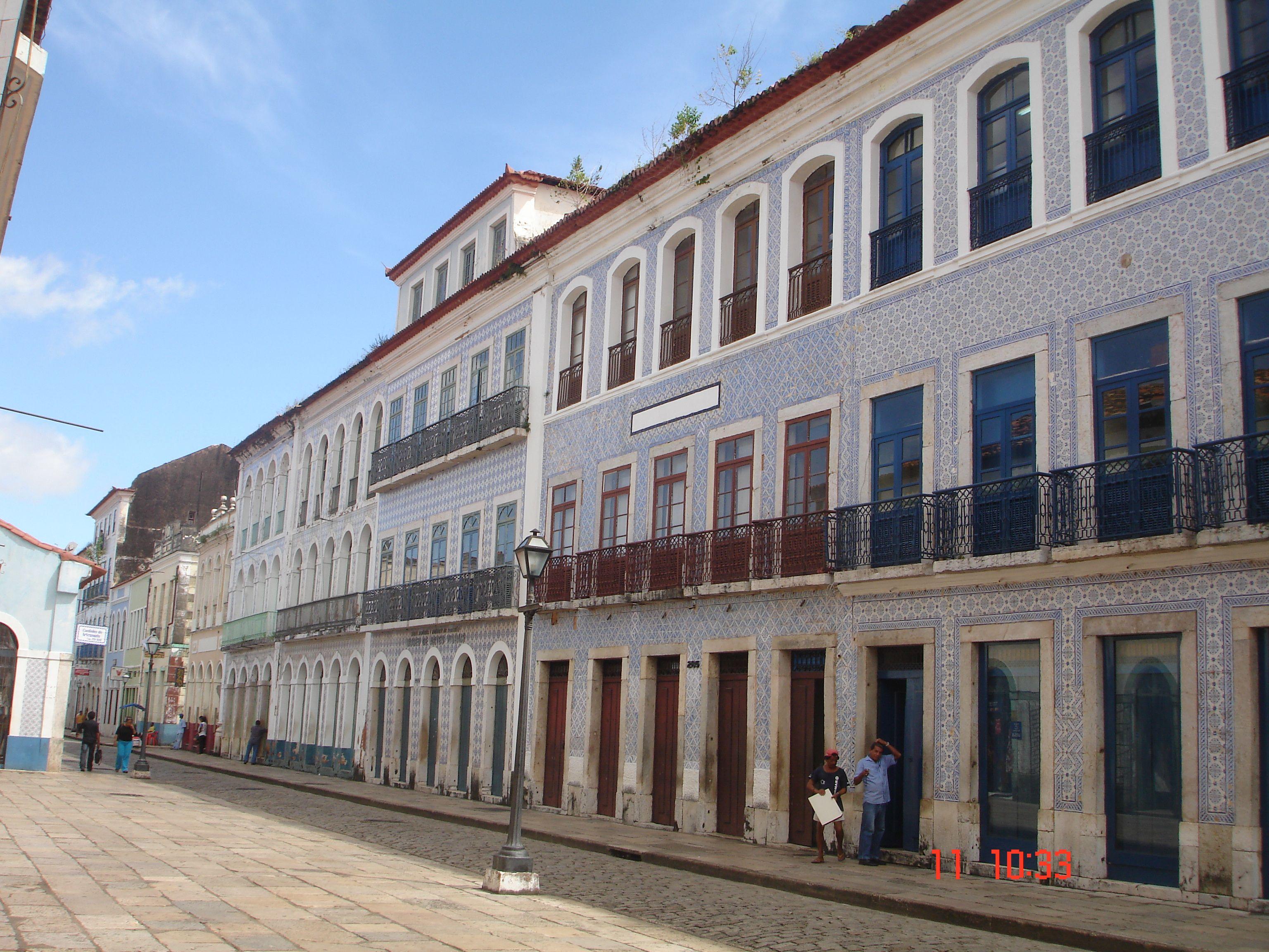 Pelo Brasil - Centro Histórico - São Luís MA