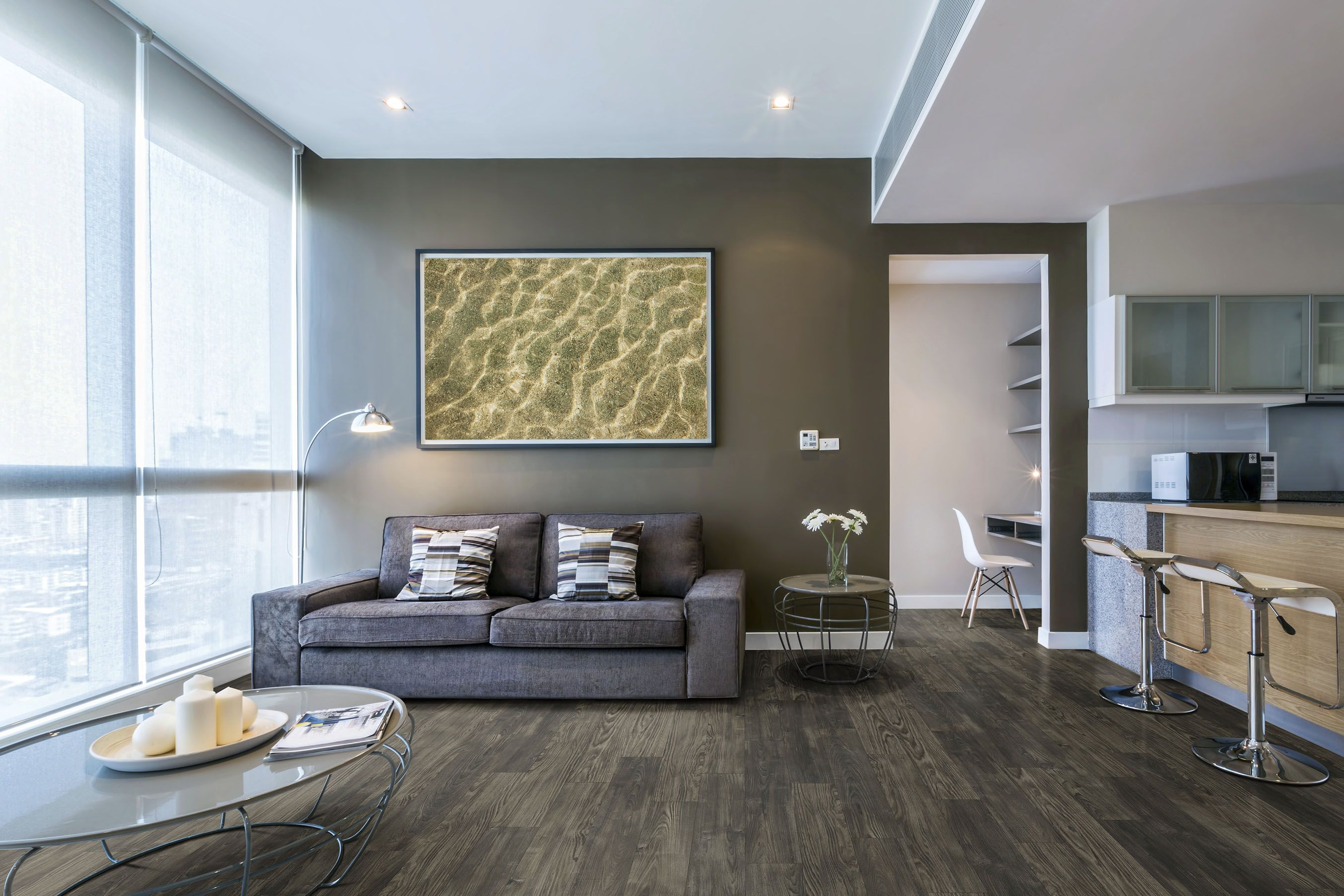 this gorgeous living room brought to you courtesy of metroflor lvt
