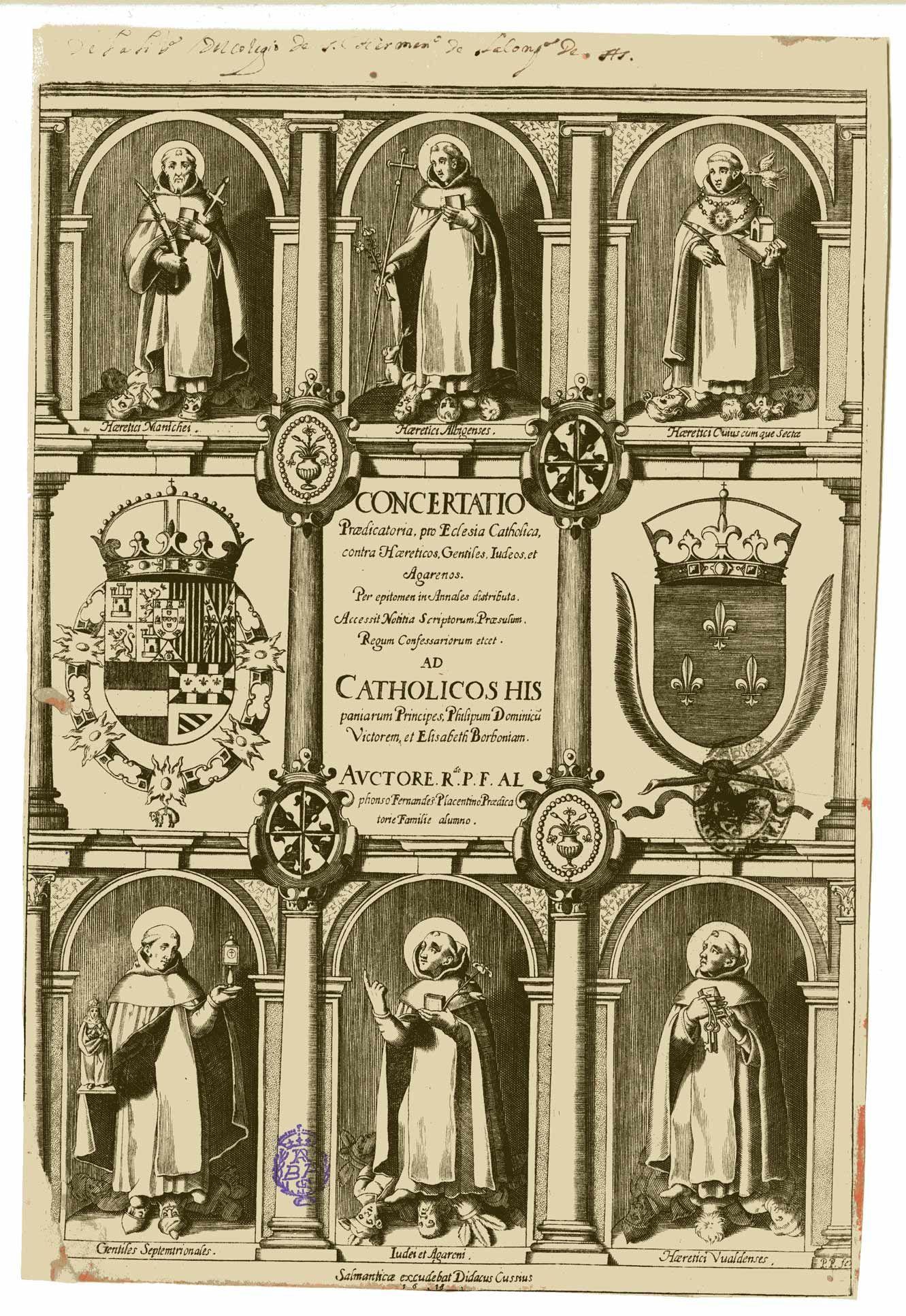 Praedicatoria Pro Eclesia Catholica Contra Haereticos