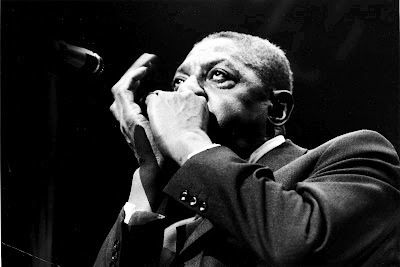 """Aleck """"Sonny Boy Williamson"""" Miller 1912-1965 an American blues harmonica player, singer and songwriter, from Mississippi.He is acknowledged as one of the most charismatic and influential blues musicians, with considerable prowess on the harmonica and highly creative songwriting skills. He recorded successfully in the 1950s and 1960s, and had a direct influence on later blues and rock performers."""