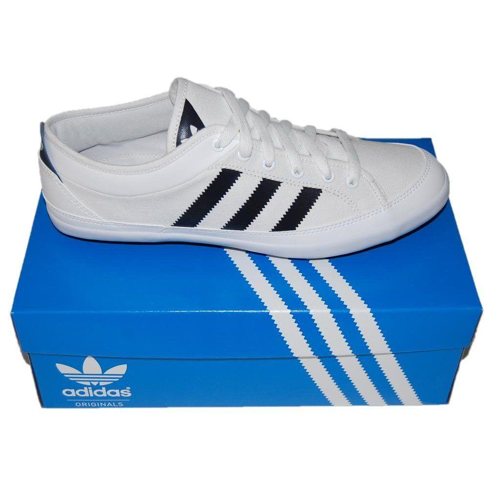 colorful shoes men Mens Adidas Originals Nizza Lo Remo
