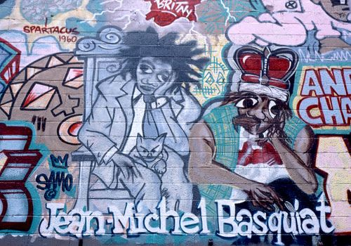 vintage everyday: Murals and Graffiti in New York City in The 1990's