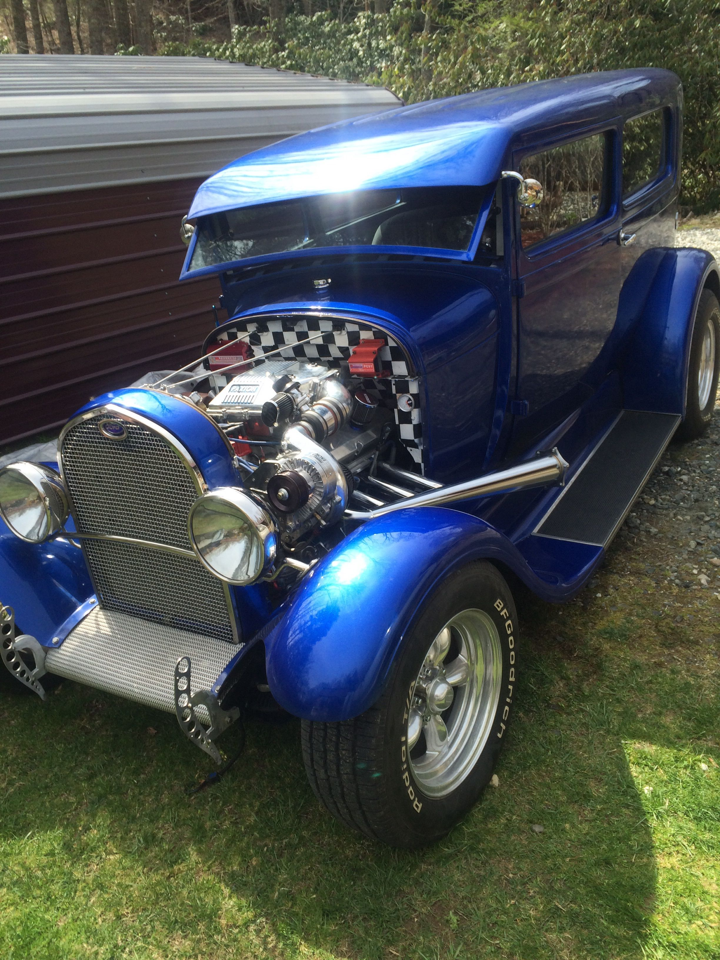 Motor\'n   1929 ford supercharged ford street rod for sale at www ...
