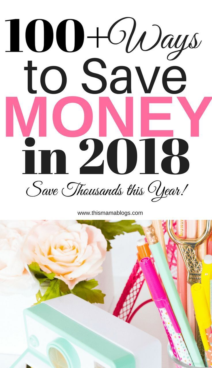 100+ Smart Ways to Save Money in 2018 | Saving money, Board and Frugal