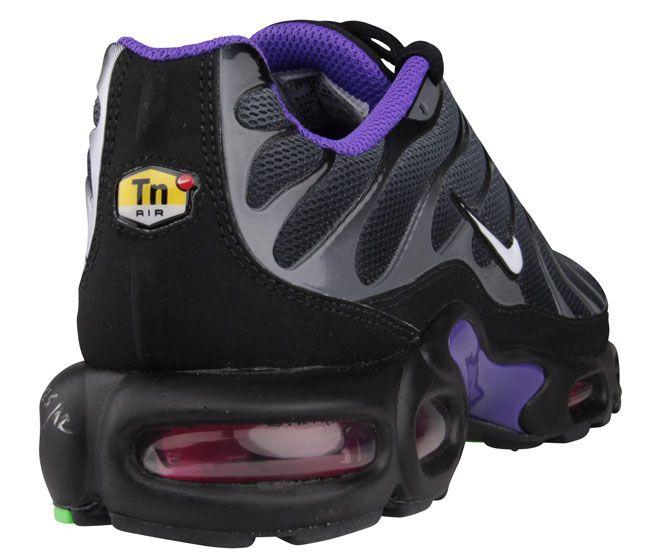 competitive price b6a67 4cba0 Nike Air Max Plus (Tuned 1) Pure Purple - EU Kicks  Sneaker Magazine