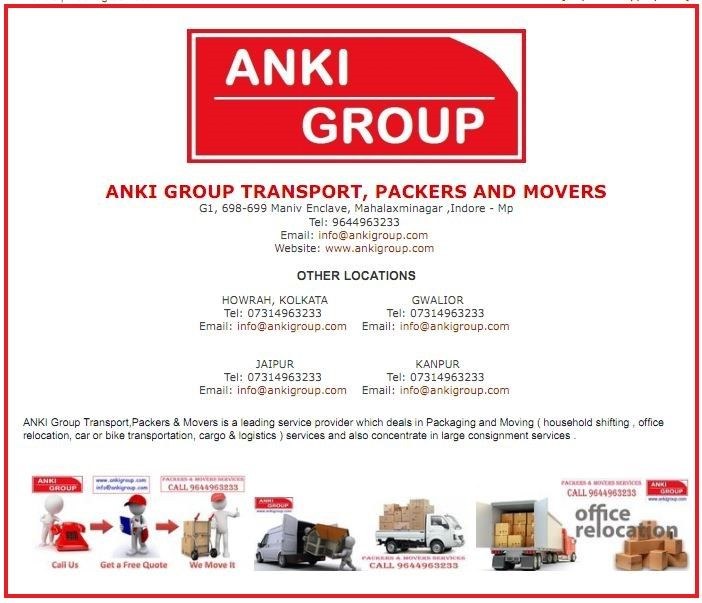 Best Movers And Packers In Kolkota