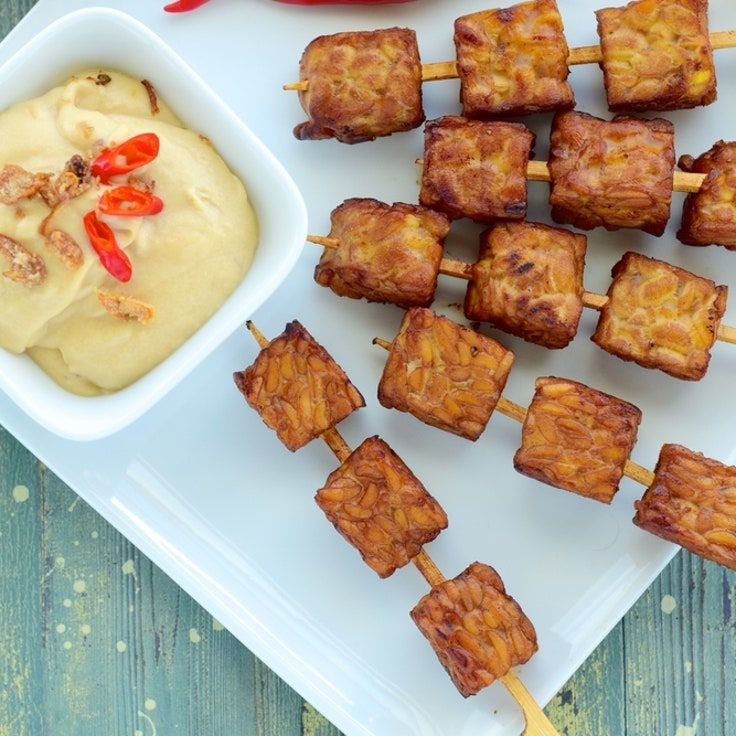 Basic OvenBaked Marinated Tempeh Recipe in 2020