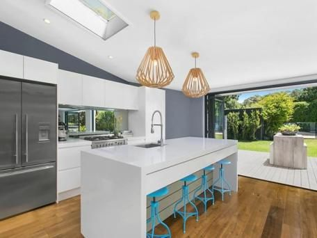 Sold Price For 36 Jamieson Parade Collaroy Nsw 2097 Home Home Kitchens Open Plan Living