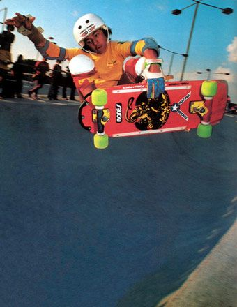 5dd1c66d30 Steve Caballero - Lakewood Pro-Am Contest