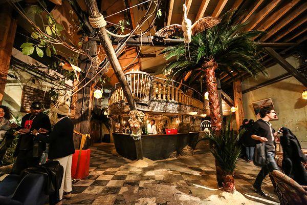 Les bars les plus cool de paris evjf pinterest le comptoir les cocktails et d finition - Le comptoir general paris ...