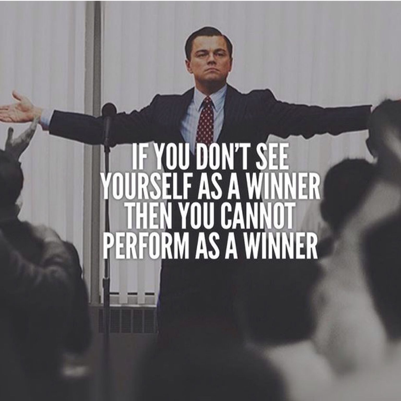 Winner Act Like A Winner Motivational Quotes Life Quotes Success Quotes