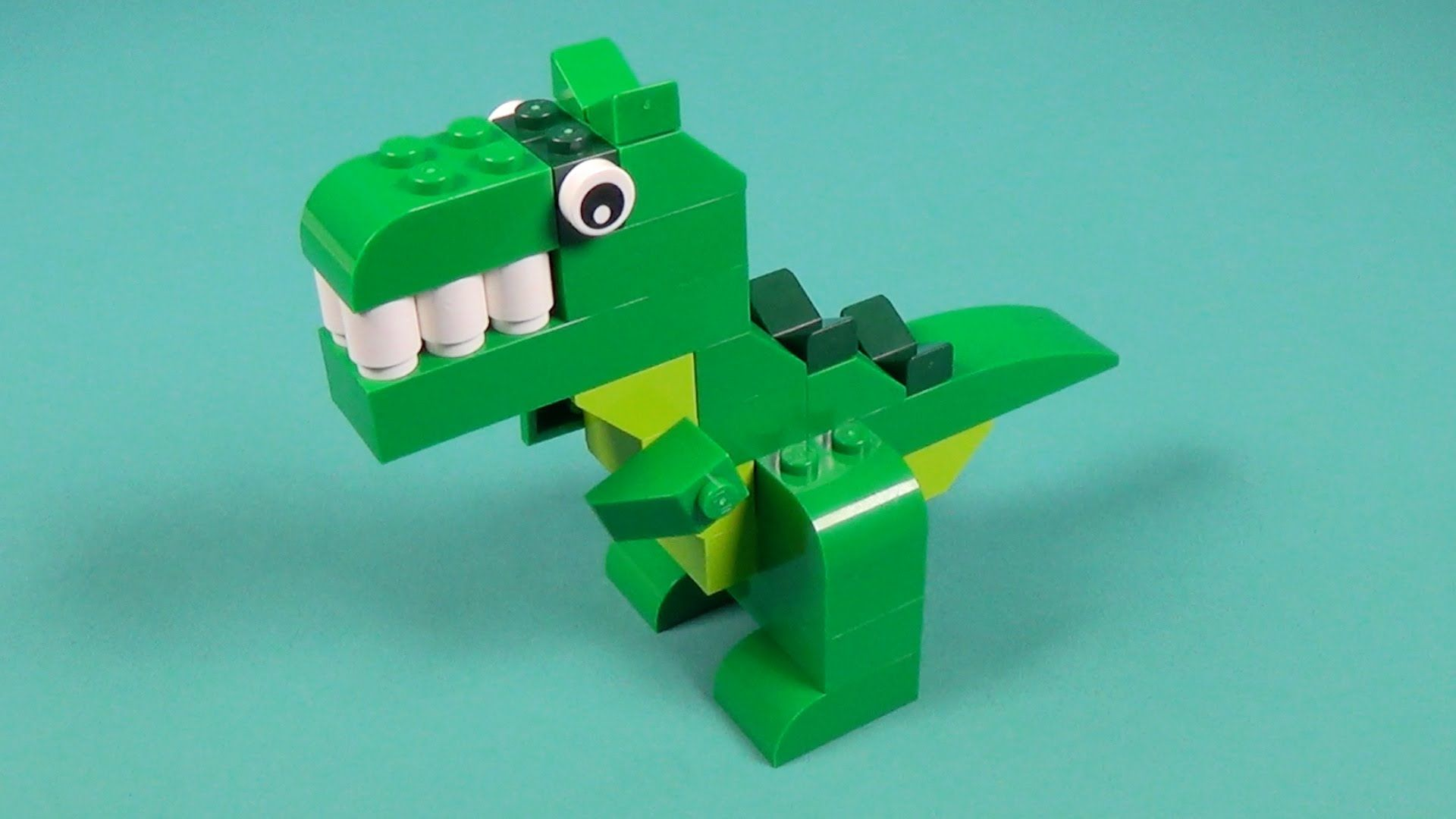 Lego Dino Building Instructions Lego Classic 10693 How To Lego Dino Lego For Kids Lego Dinosaur