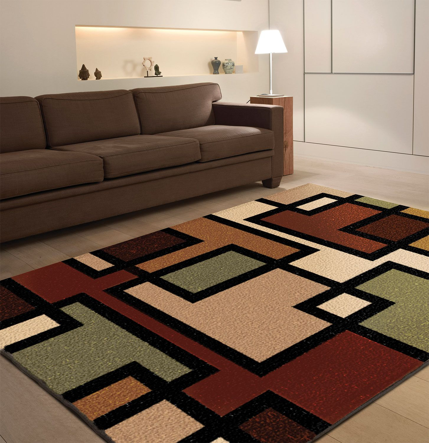 Home Furniture Rugs: Rugs - Huffing Area Rug – 7' X 10'