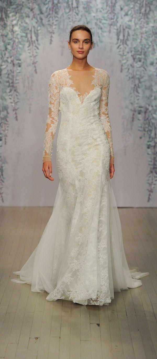 Monique Lhuillier Wedding Dresses Fall 2016 Collection   Monique ...