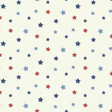 Yoni Dancing Stars Blue-Magenta Wallpaper HAS01323