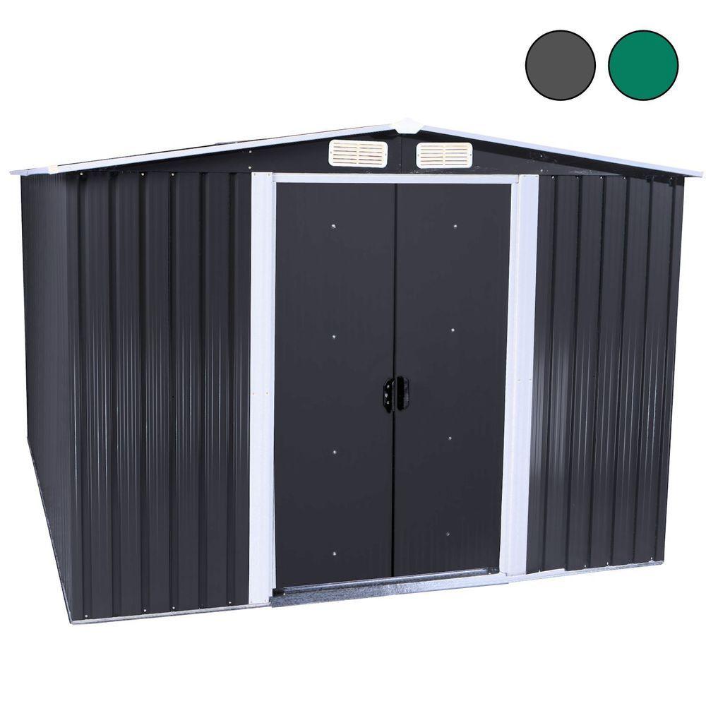 Zelsius® Metall Gerätehaus Geräteschuppen Garten Schuppen