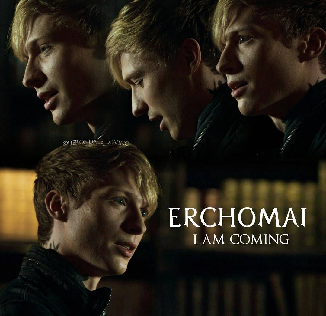 Shadowhunters Libros Herondale Loving En Instagram Will Tudor Pinterest