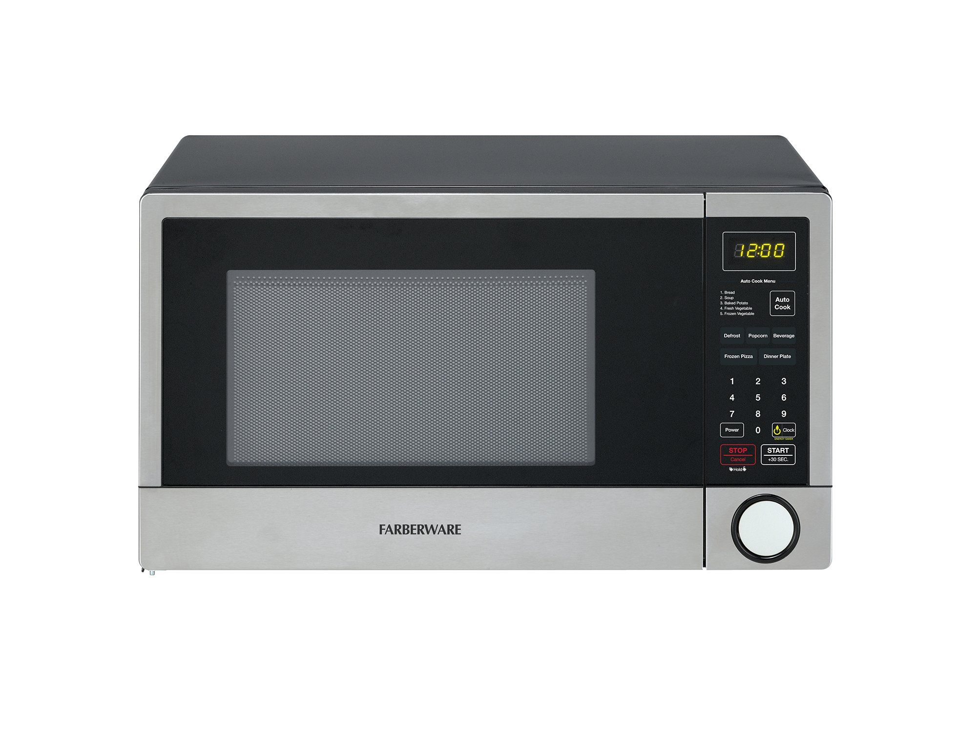 Farberware Fmo11hbtbki 1 1 Cubic Foot 1000 Watt Microwave Oven With Crs Technology Stainless Steel Read More R Farberware Microwave Oven Specialty Appliances