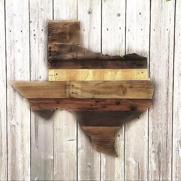 Texas Sign - Large Wood Sign - Wood Sign - Texas Flag - Texas Decor - - Reclaimed Wood Texas Sign - Texas Wall Art - Texas Decor - Rustic