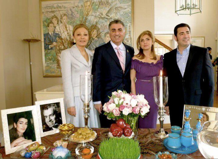 Norouz - Royal family of Iran