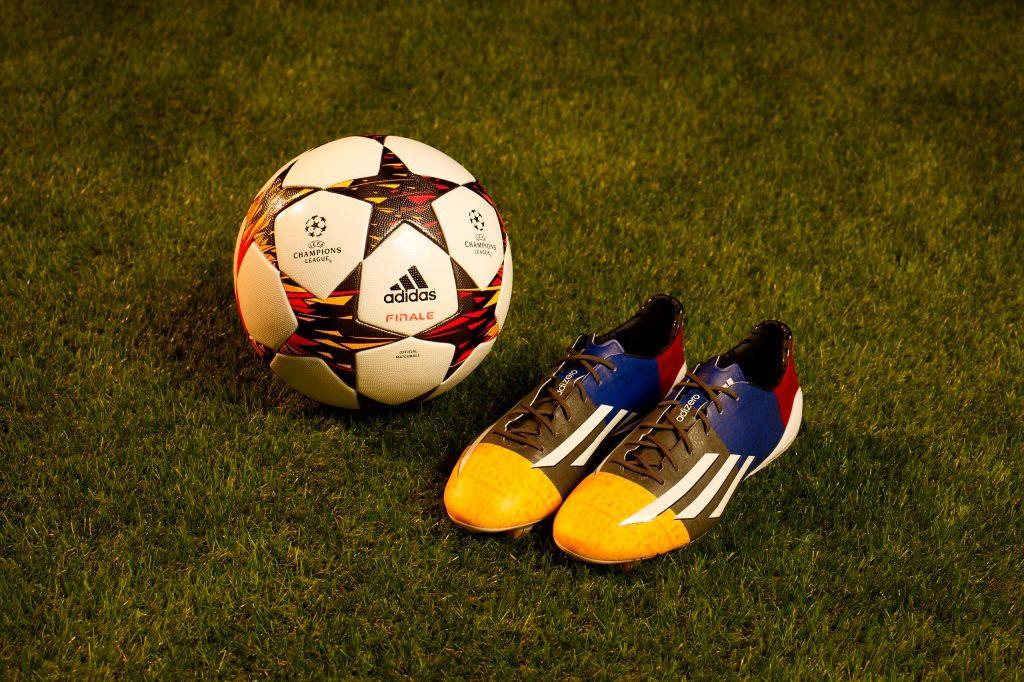 adidas Unveils adizero F50 Cleat