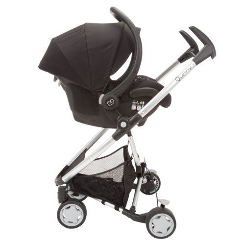 Quinny Zapp Xtra Stroller with Folding Seat, Natural Mavis List