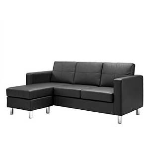 Dorel Asia Configurable Sectional Sofa Target Sectional Bed