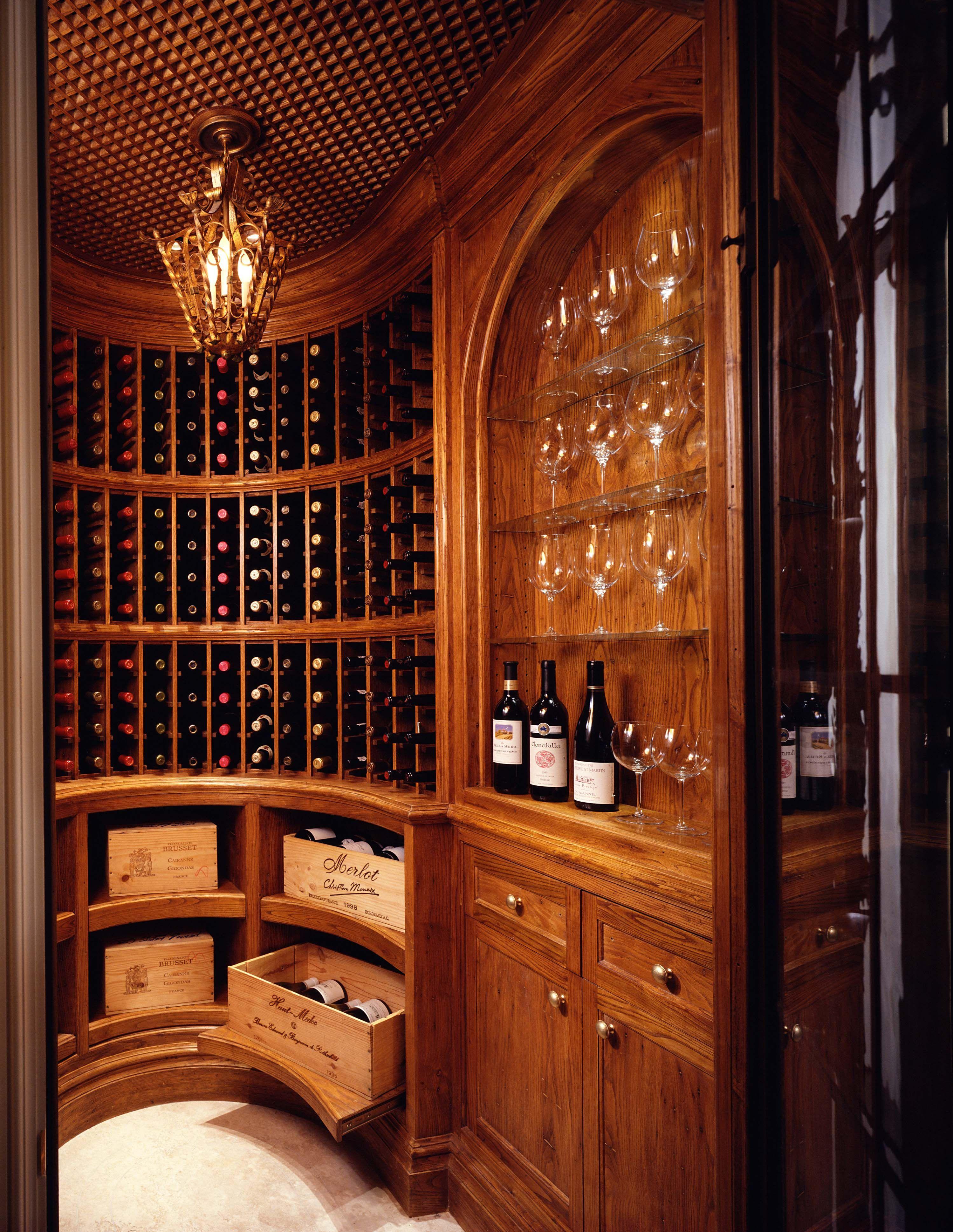 20 Glorious Contemporary Home Bar Designs You Ll Go Crazy For: Home Wine Cellars, Wine Room Design, Wine Room