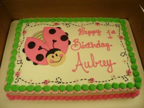 Ladybug Sheet Cake Baby Shower ideas Pinterest Ladybug Cake