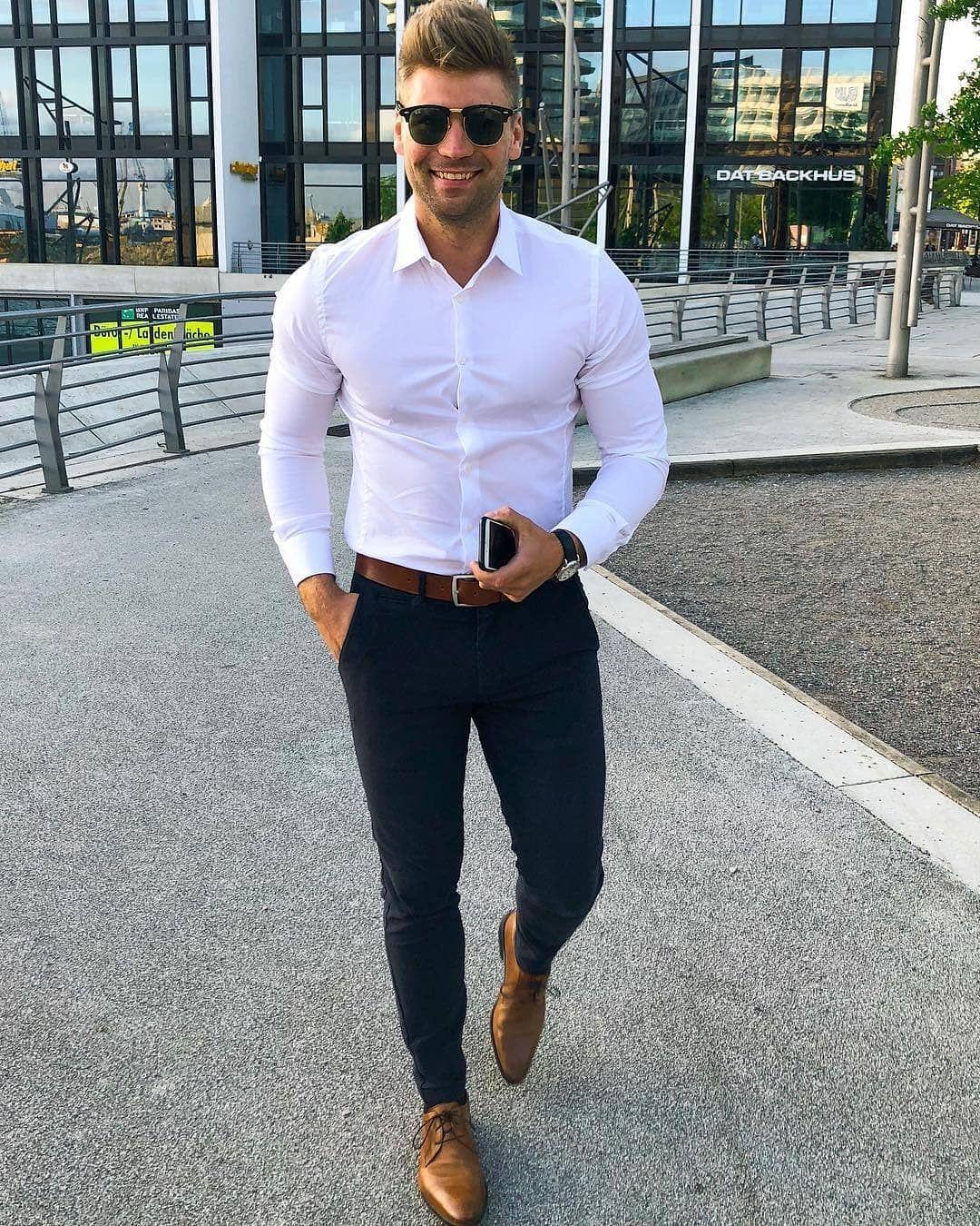 stylish formal dressing for men