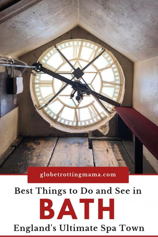 A guide to exploring the quaint English city of Bath. Best things to do from spas and relaxation to literary history at the Jane Austen Centre to unmissable food and restaurants to funky boutique hotels. Filled with European architecture small town charm impressive museums and incredible restaurants this is one UK destination you don't want to miss on your next trip to England. | Globetrotting Mama Travel and Parenting Blog #Travel #BucketList#Wanderlust #TravelTips #England #Bath #UK #ukdestina