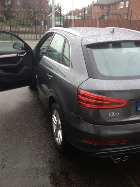 The Audi Q3 Diesel Estate Carleasing Deal One Of The Many Cars