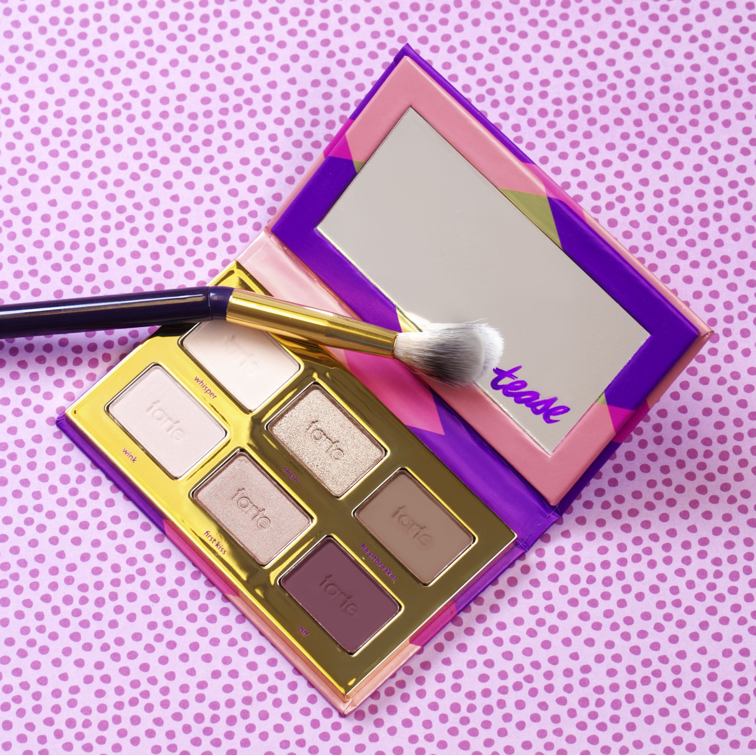 Photo of Tartelette ™ necken Tonpalette