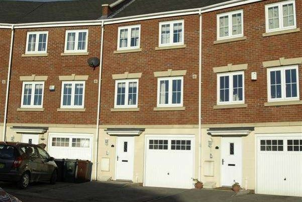House  C2 B7 3 Bedroom Terraced House For Sale In Sheffield