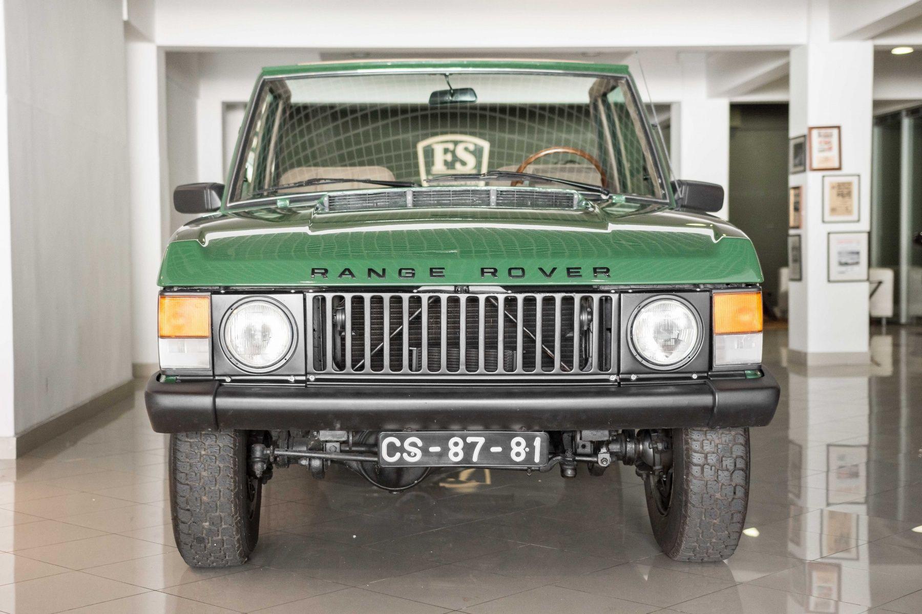 1974 Land Rover Range Rover - V8 Cabriolet   Classic Driver Market