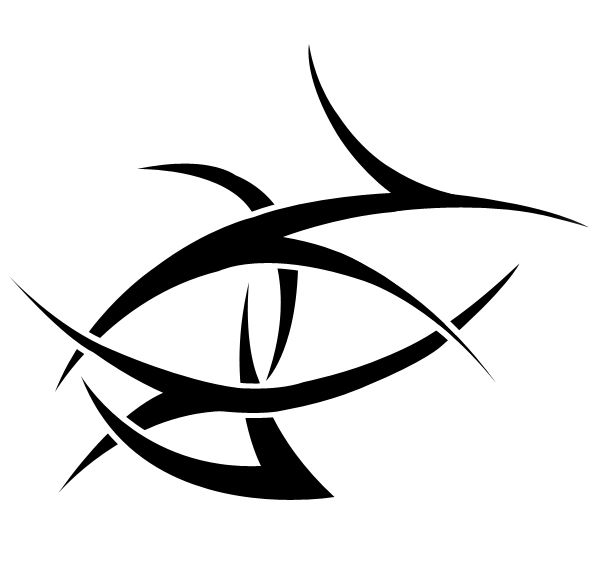 Tribal Eye Tattoo By Tei187 Tribal Drawings Eye Tattoo Tribal Artwork