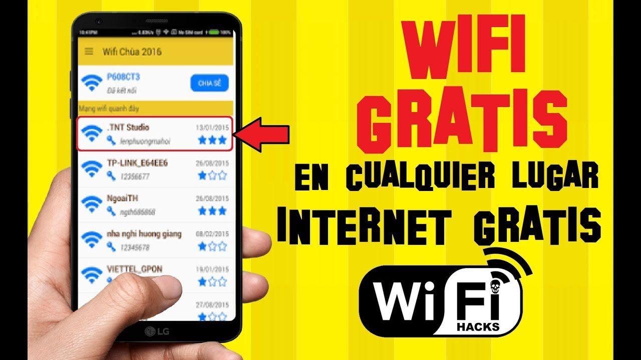 Como Tener Wifi Gratis En Cualquier Lugar 2020 Internet Gratis Celulares Citações Inteligentes Citações